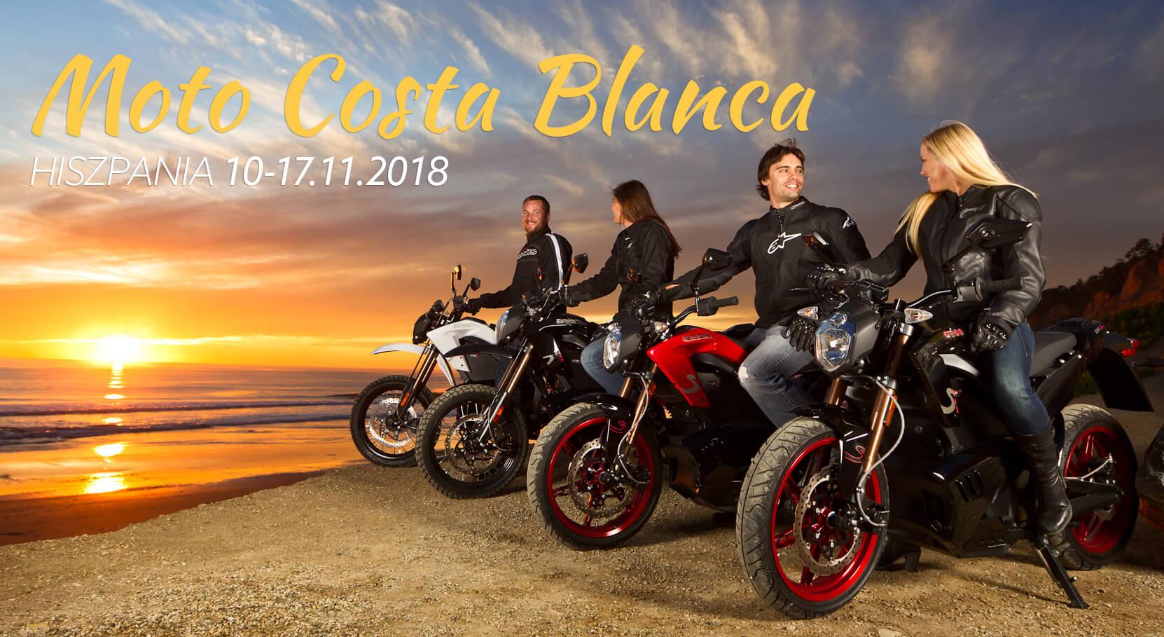 Hiszpania – MotoCosta Blanca – 10-17.11.2018